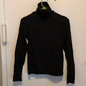 Black Wolford turtleneck, worn once. Size small.